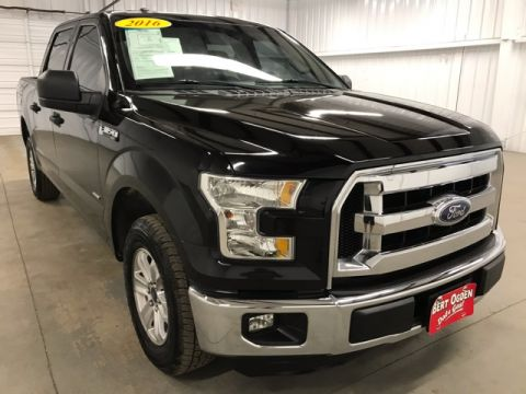 Pre-Owned 2016 Ford F-150 XLT RWD 4D SuperCrew