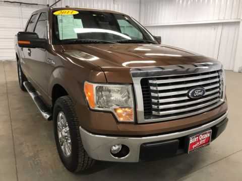 Pre-Owned 2011 Ford F-150 XLT RWD 4D SuperCrew