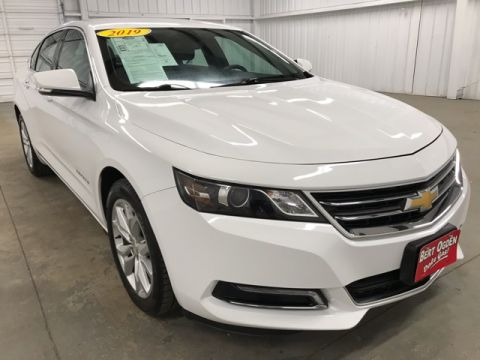 Pre-Owned 2019 Chevrolet Impala LT FWD 4D Sedan