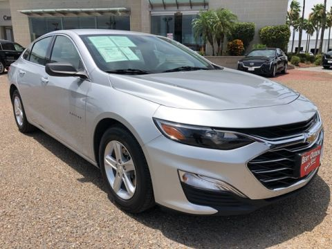 Pre-Owned 2019 Chevrolet Malibu LS FWD 4D Sedan