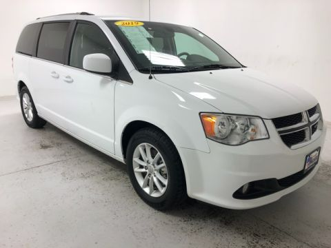 Pre-Owned 2019 Dodge Grand Caravan SXT FWD 4D Passenger Van