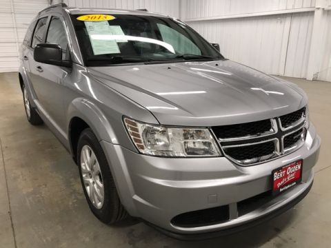 Pre-Owned 2015 Dodge Journey SE FWD 4D Sport Utility