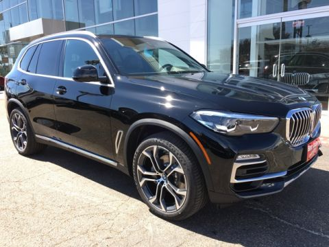 New 2020 BMW X5 xDrive40i AWD 4D Sport Utility
