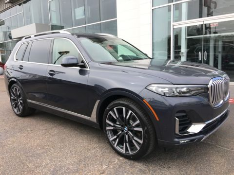 New 2020 BMW X7 xDrive40i AWD 4D Sport Utility