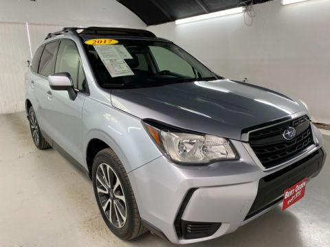 Pre-Owned 2017 Subaru Forester 2.0XT Premium AWD 4D Sport Utility