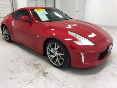 Pre-Owned 2016 Nissan 370Z Nismo RWD 2D Coupe
