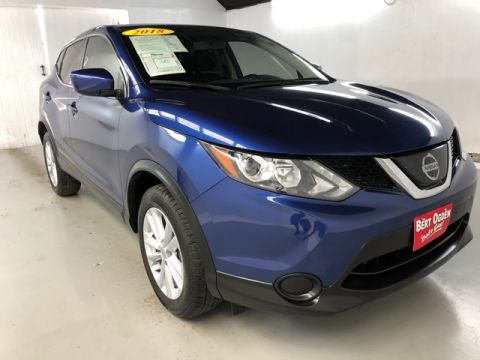 Pre-Owned 2018 Nissan Rogue Sport S FWD 4D Sport Utility