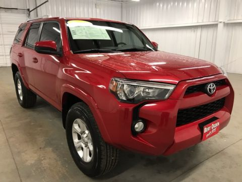 Pre-Owned 2015 Toyota 4Runner Trail 4WD 4D Sport Utility