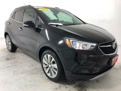 Pre-Owned 2018 Buick Encore Preferred FWD 4D Sport Utility