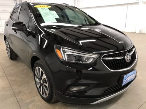 Pre-Owned 2019 Buick Encore Essence FWD 4D Sport Utility