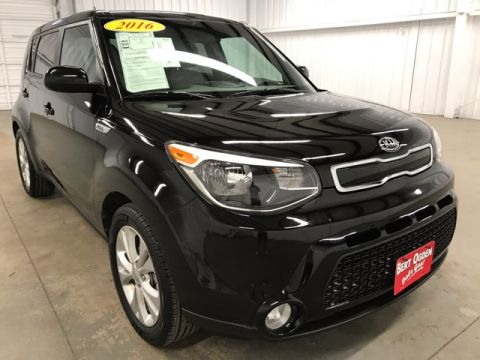 Pre-Owned 2016 Kia Soul Plus FWD 4D Hatchback