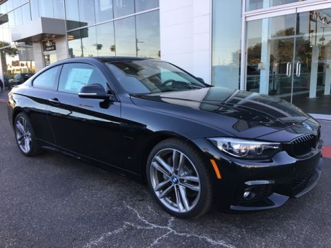 New 2020 BMW 4 Series 430i RWD 2D Coupe